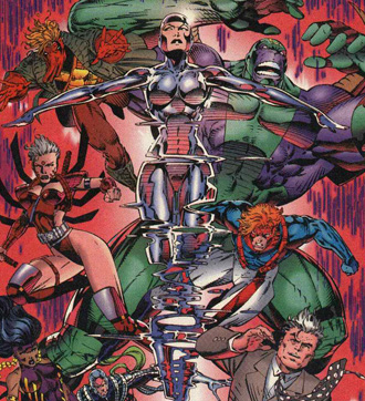 WildC.A.T.s, Jim Lee