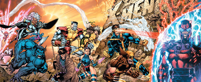 X-men, Jim Lee