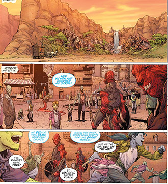 Seven to Eternity #4, Jerome Opena