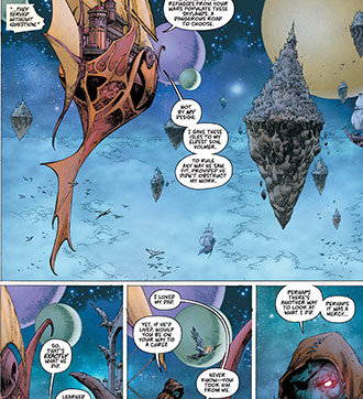 Seven to Eternity #5, Jerome Opena