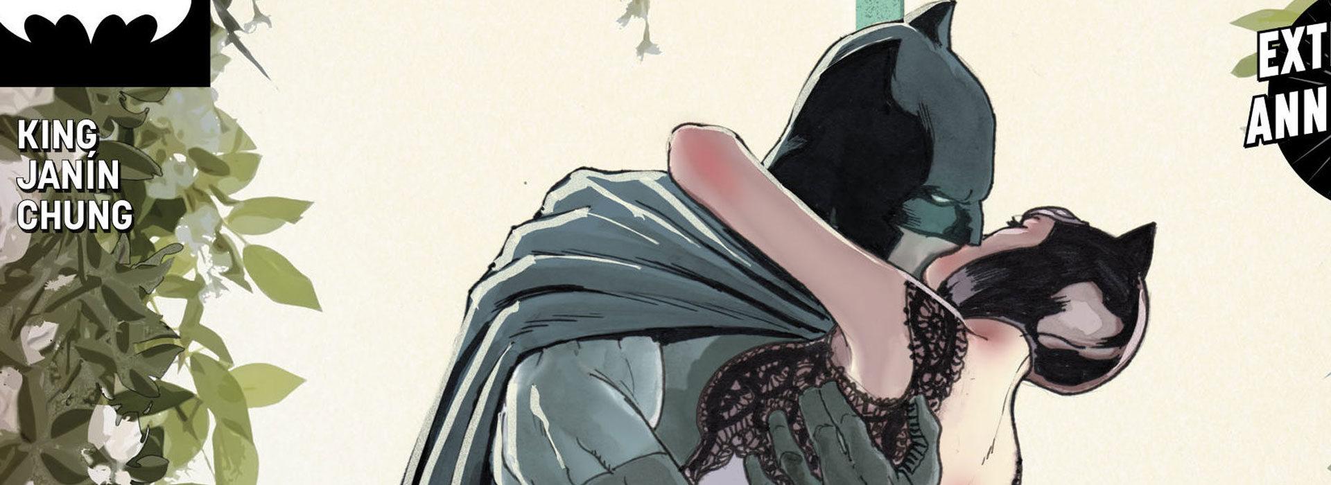 Batman #50, Tom King, Olivier Coipel
