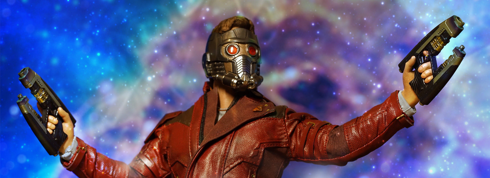 Hot Toys Star Lord par la faute aux jouets