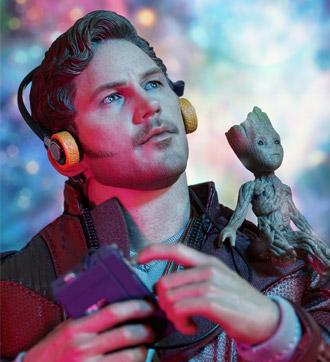 Star Lord par la faute aux jouets