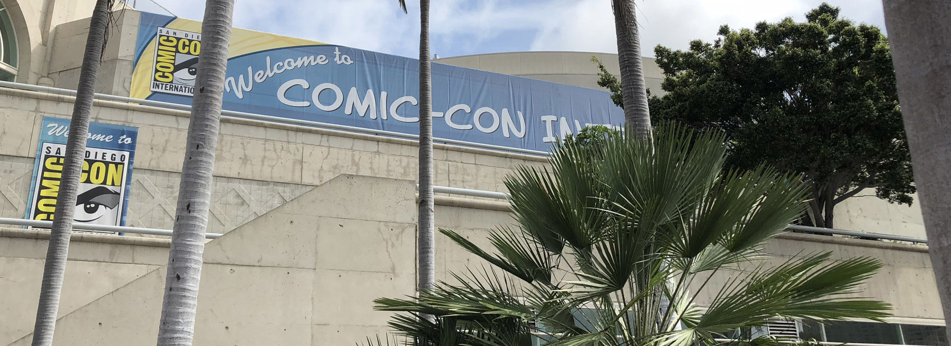 San diego comic 2018, Album Comics Team
